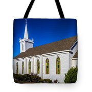 The Beautiful Bodega Church St. Teresas Of Avila  Tote Bag