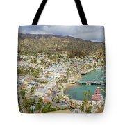 The Beautiful Catalina Island Tote Bag