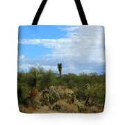 The Beautiful Desert I Love Tote Bag