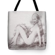 The Beautiful Odette Tote Bag
