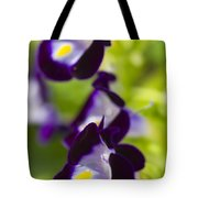 What's Wrong With Being A Pansy? Tote Bag