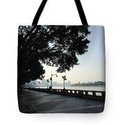 The Beautiful Pearl River Tote Bag