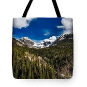 The Beautiful San Juan Mountains Tote Bag