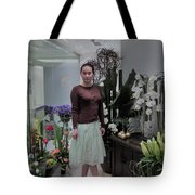The Beautiful Young Woman Tote Bag