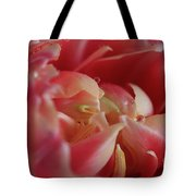The Beauty Inside Tote Bag by Tracy Hall