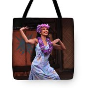 The Beauty Of Polynesia Tote Bag