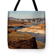 The Beauty Of Powell  Tote Bag