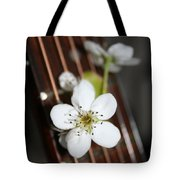 The Beauty Of Strings Tote Bag