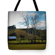 The Beauty Of The Country Tote Bag