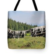 The Beauty Of Tincup Tote Bag