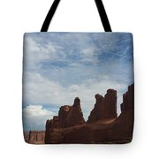 The Beauty Of Utah Arches Tote Bag