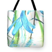 The Beauty Of Watery Reflection Tote Bag