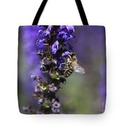 The Bee Hover Tote Bag