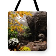 The Begining Tote Bag