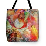 The Beginning Of Time Tote Bag