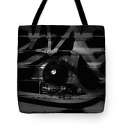 The Beholder Tote Bag