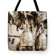 The Believe In Bells Tote Bag