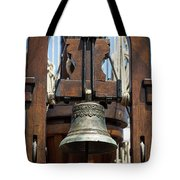 The Bell Of The Tall Ship Tote Bag