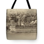 The Belle Of Louisville Tote Bag