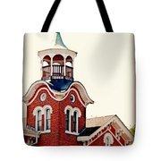 The Belvedere Tote Bag