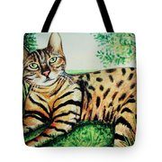 The Bengal Tote Bag