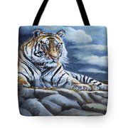 The Bengal Tiger Tote Bag