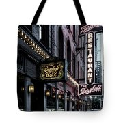 The Berghoff Restaurant Tote Bag