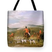 The Berkeley Hunt Tote Bag