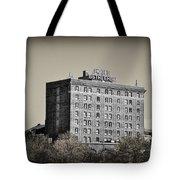 The Bethlehem Hotel Tote Bag
