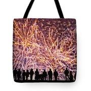 The Big Bang Tote Bag