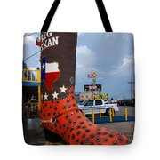 The Big Boot Tote Bag