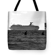 The Big Catch Tote Bag