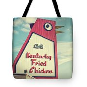 The Big Chicken Tote Bag