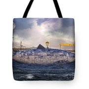 The Big Fish Tote Bag