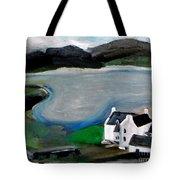 The Big House Tote Bag