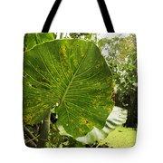 The Big Leaf Tote Bag