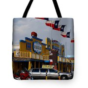 The Big Texan In Amarillo Tote Bag