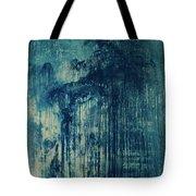 The Big, The Rain, Retro Tote Bag