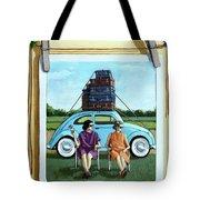 The Big Trip  Tote Bag