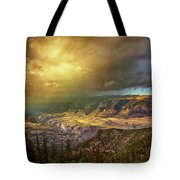 The Big Valley Tote Bag