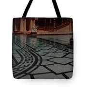 The Biggest Pool Tote Bag