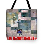 The Billy Goat Is Dead Tote Bag