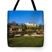 The Biltmore Estate Tote Bag by Michael Tesar