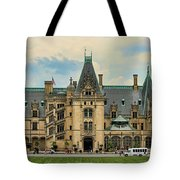 The Biltmore House Tote Bag