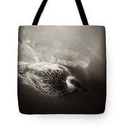The Bird And The Fish Tote Bag
