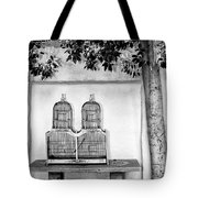 The Bird Cage Palm Springs Tote Bag