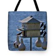 The Bird Hotel Tote Bag