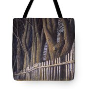 The Bird House Tote Bag