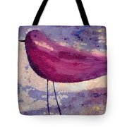 The Bird - K0912b Tote Bag