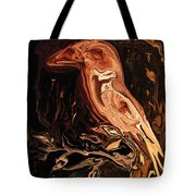 The Bird Unknown 2 Tote Bag
